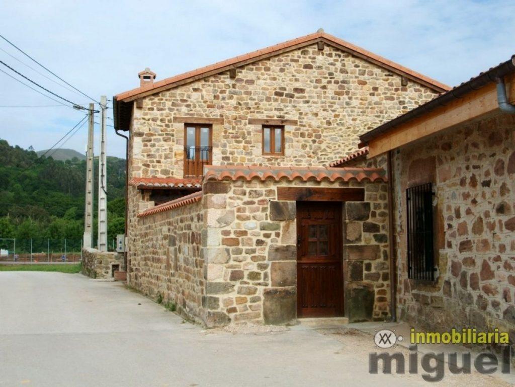 V1863-Casa en Cades, Herrerias, CANTABRIA 01 Inmobiliaria Miguel