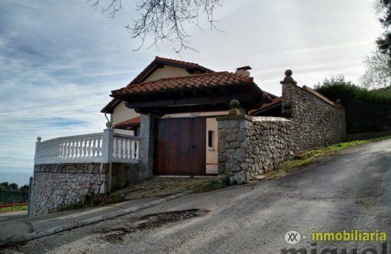 V1917-Chalet en Pechón, Val de San Vicente, CANTABRIA 01 Inmobiliaria Miguel