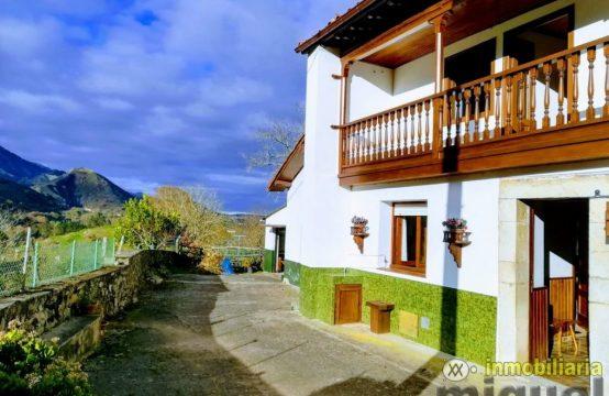 V1919-Casa en Boquerizo, Colombres-Ribadedeva, ASTURIAS 01 Inmobiliaria Miguel