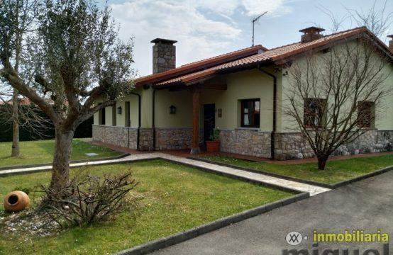 V1936-Casa con terreno en Andrin, Llanes, ASTURIAS 01 Inmobiliaria Miguel