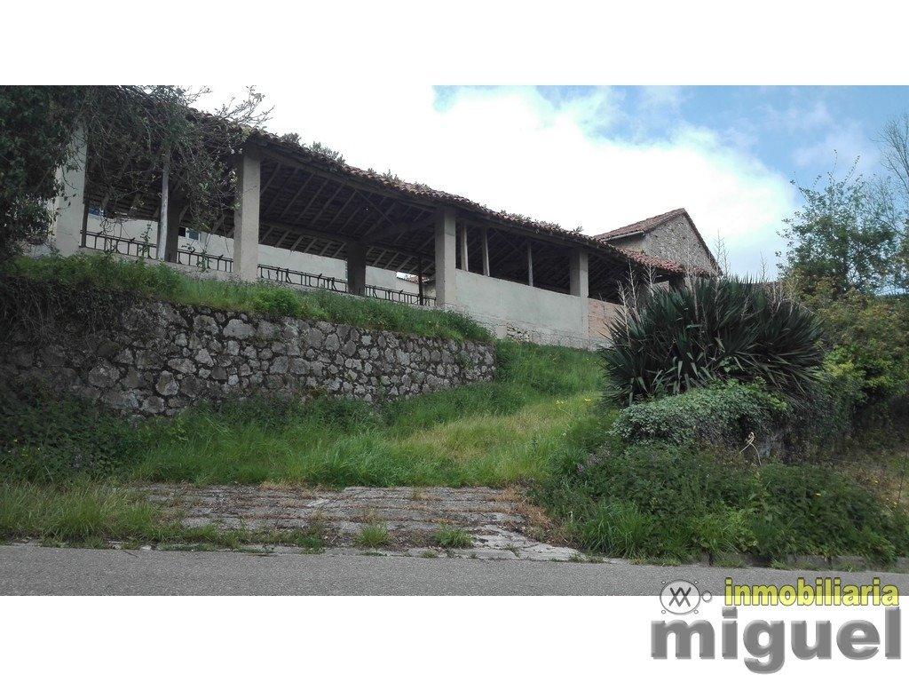(V2131-1) Se vende construcción a rehabilitar con parcela de 1.930m2 en Boquerizo, Ribadedeva, Colombres