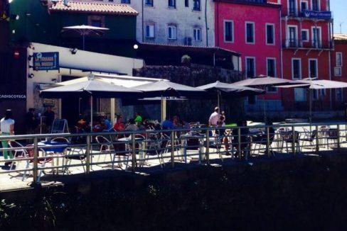 Se vende negocios de hostelería en el centro de Llanes