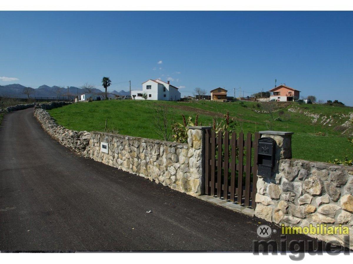 (V1509) Se vende parcela edificable en La Mata Vieja, Colombres
