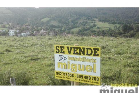 Se vende parcela edificable de 5.145 metros cuadrados en Noriega