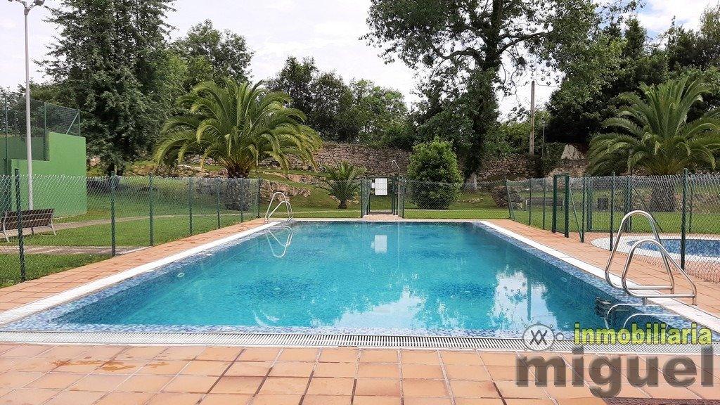 Se vende piso de 1 dormitorio en la urbanizacion La Teja de Noriega