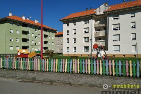 Se vende piso de tres dormitorios en Unquera Val de San Vicente